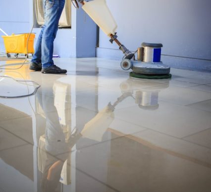 Proffesional cleaning